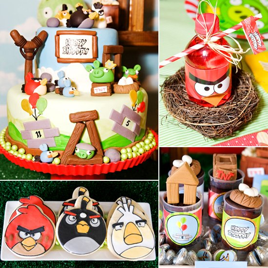 Awesome-Angry-Birds-Party